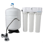 Microline 3-Stage Reverse Osmosis, 50 gpd