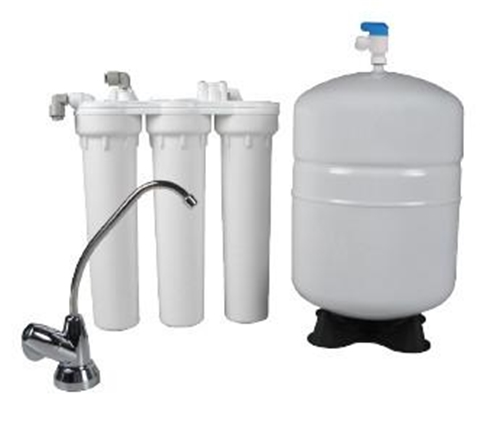 TFC-300 3-Stage Reverse Osmosis, 50 gpd Installed Price
