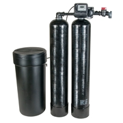 80,000 Grain Alternating Twin Water Softener Installed Price